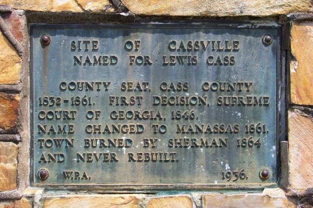 History of Cassville and the Cassville Historical Society
